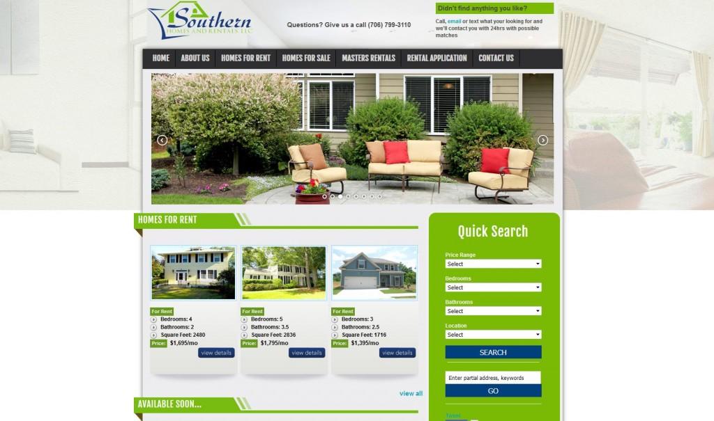 SouthernHomesandRentals.com