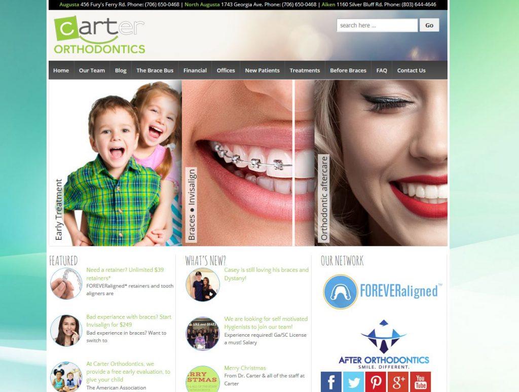 CarterOrthodontics.com