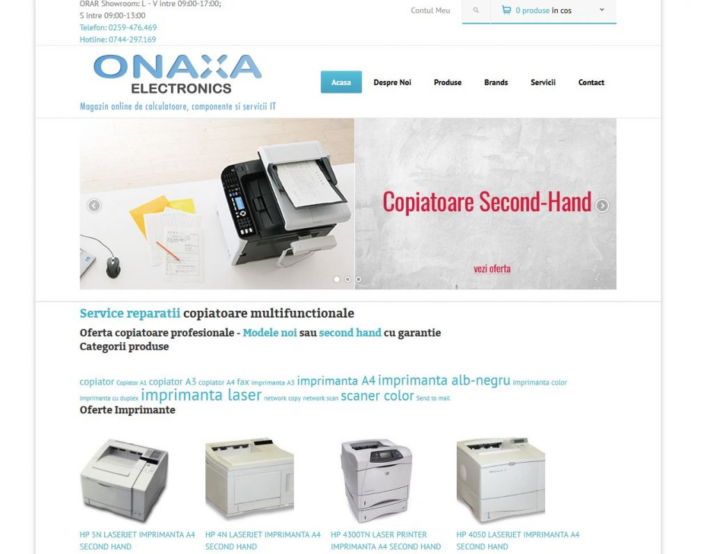 onaxaelectronics.ro