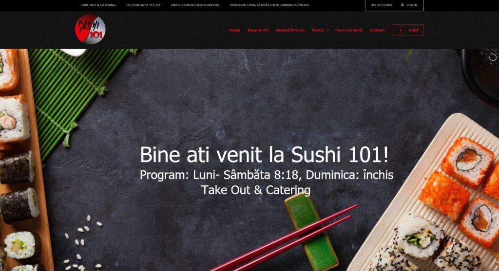 Sushi 101 Oradea